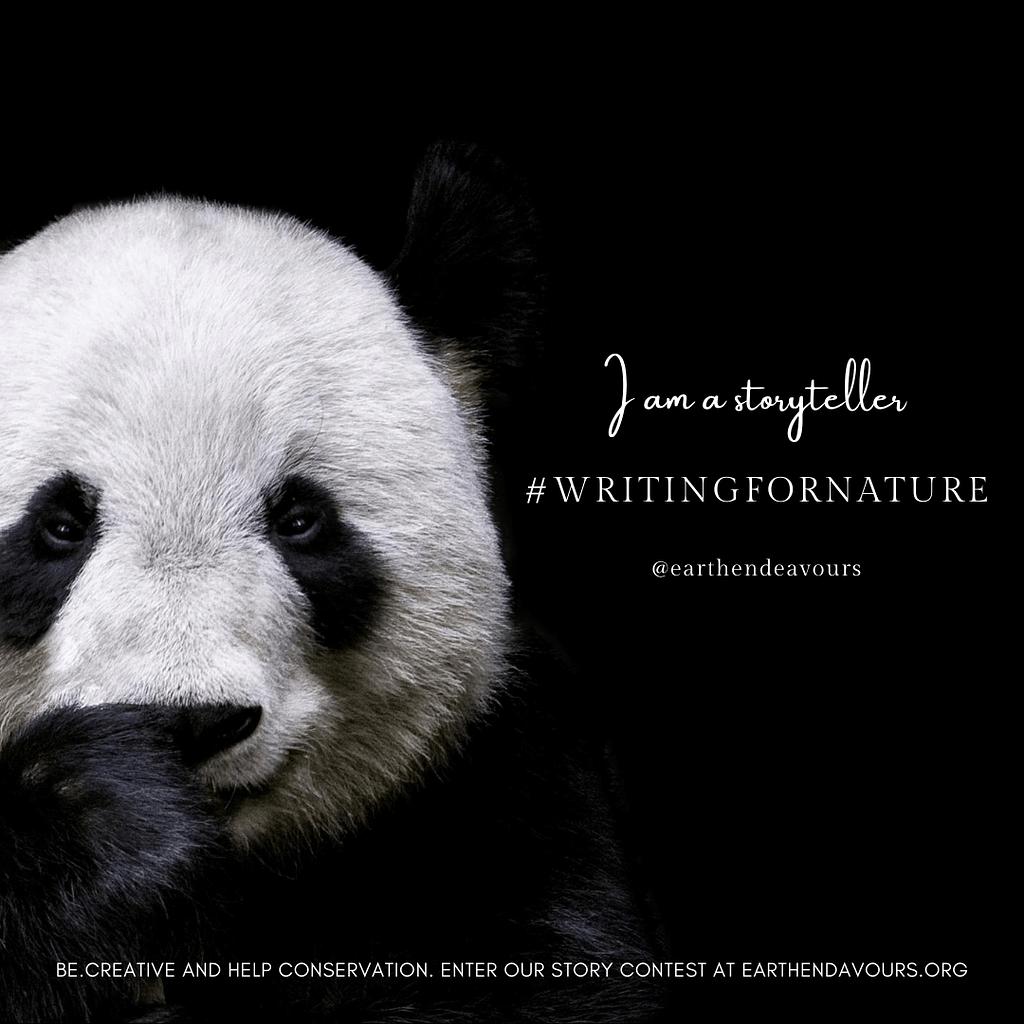 #writingfornature Instagram